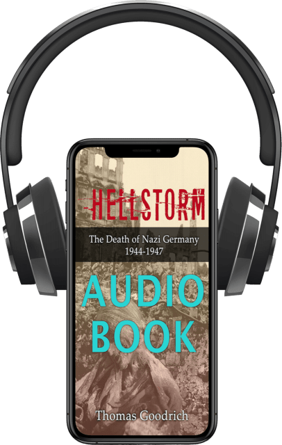 Hellstorm: The Death of Nazi Germany Audio Book